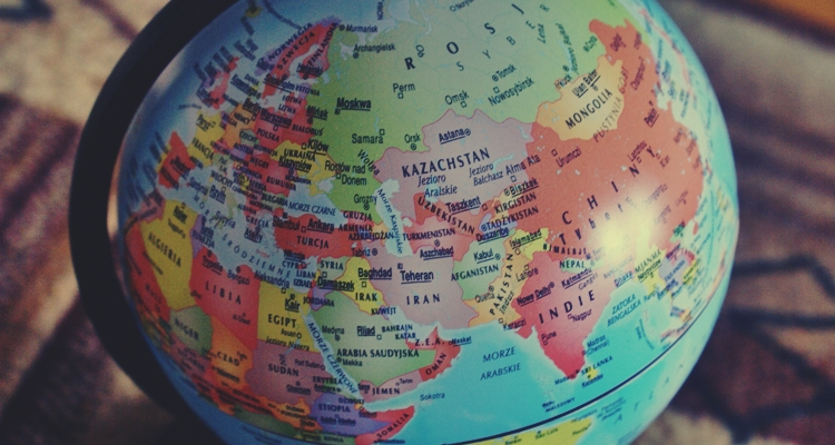globus polityczny