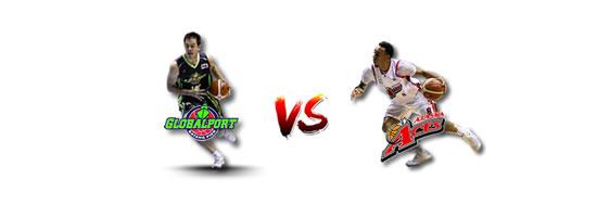 June 2: GlobalPort vs Alaska, 4:30pm Smart Araneta Coliseum