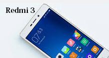 Telefon Pintar Xiaomi redmi 3