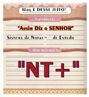"""Imagem de abertura do """"NT+"""""""