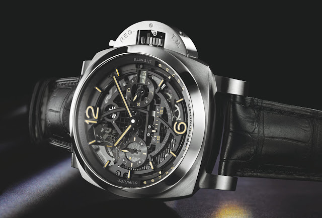 Panerai Lo Scienziato Luminor 1950 Tourbillon GMT PAM767