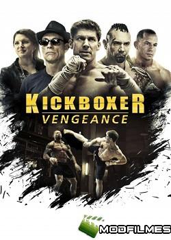 Capa do Filme Kickboxer: A Vingança do Dragão