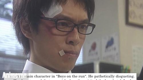 Ảnh trong phim Boys on The Run -Anh Chàng Chạy Trốn 1