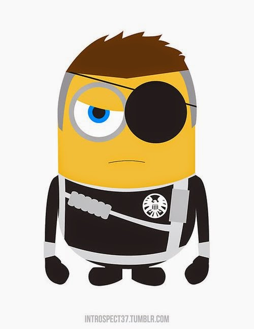 11-Nick-Fury-Kevin-Magic-Lam-The-Minions-Despicable-Me-Superheroes-www-designstack-co