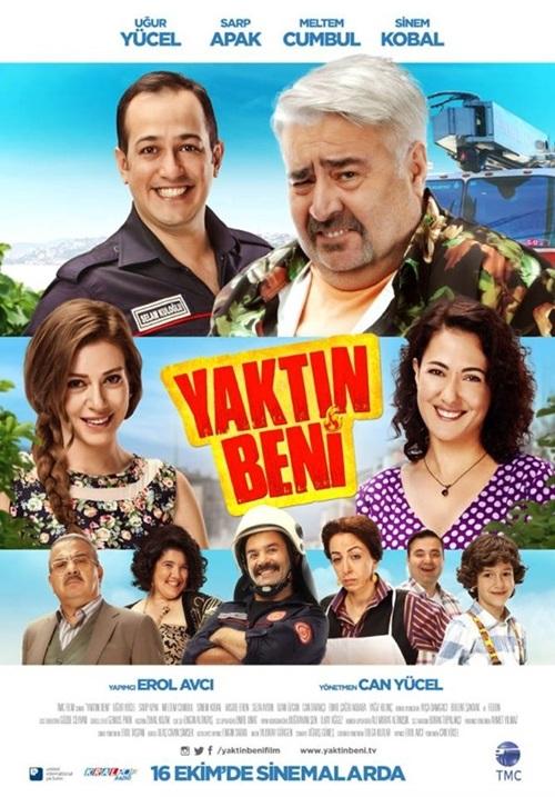 Yaktın Beni (2015) Film indir