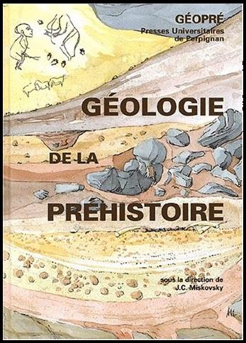Livre : Géologie de la préhistoire - méthodes,techniques,applications PDF