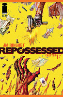 Repossessed #1 Cover