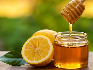 lemon and honey will reduce hair on face