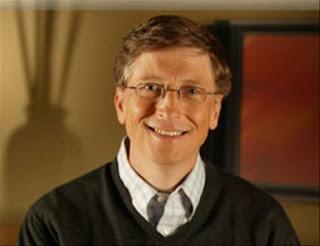 Fakta unik tentang Bill Gates
