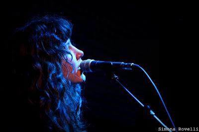 Widowspeak live @ Lanificio 159 (testo di Luca Ruggieri, foto di Simona Rovelli)