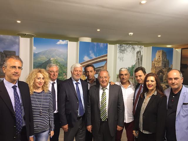 Η Περιφέρεια Πελοποννήσου στηρίζει τις παραγωγικές τάξεις της Πελοποννήσου