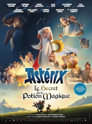 asteriks obeliks tajemnica magicznego wywaru film animowany