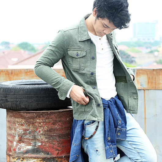 Denim on Mikha