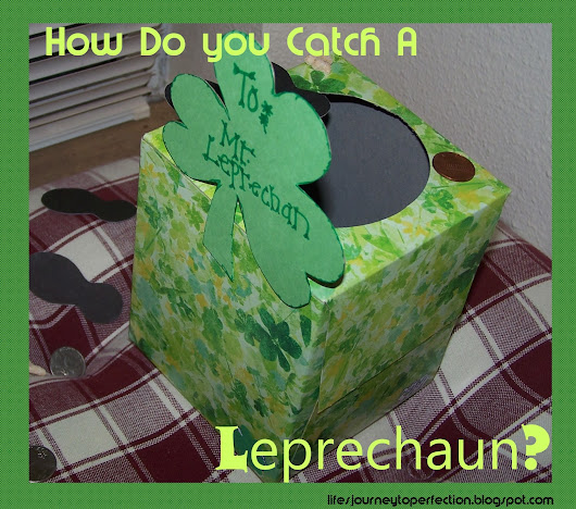 St. Patrick's Day Leprechaun Trap Ideas