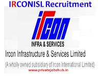 IRCONISL Recruitment