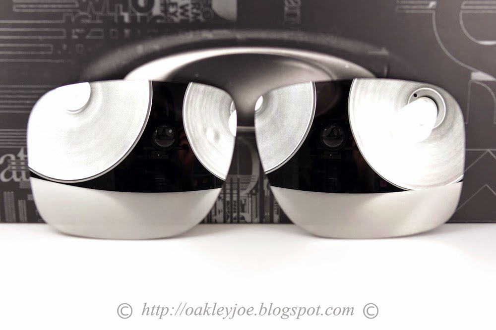 ad480bf583 43-345 holbrook replacement lens kit  100 chrome iridium lens pre coated with  Oakley hydrophobic nano solution