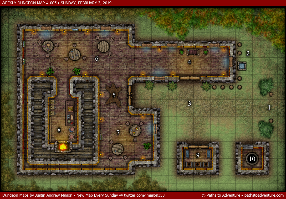 Justin Andrew Mason - Paths to Adventure: Weekly Dungeon Map ... on special maps, pathfinder d maps, battle maps, dragon maps, town maps, classic maps, two worlds ii maps, city maps, iron curtain borders maps, the rise of runelords maps, wilderness map, rpg maps, dungeons dragons, mining maps, baldur's gate maps, keep maps, sword maps, world maps, d&d maps, star trek maps, detente maps, food maps, dnd maps, star wars role-playing maps, orontius finaeus maps, gaming maps,