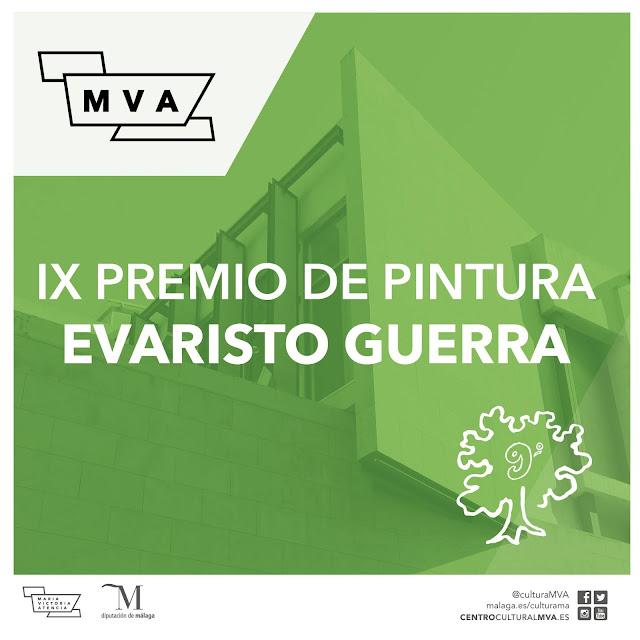 IX Concurso de Pintura Evaristo Guerra