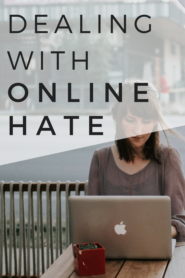 Dealing with online hate in your twenties can be difficult, especially since bullies typically give up by highs school. Click to read how to deal with haters in your twenties.