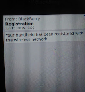 BIS BlackBerry Massage