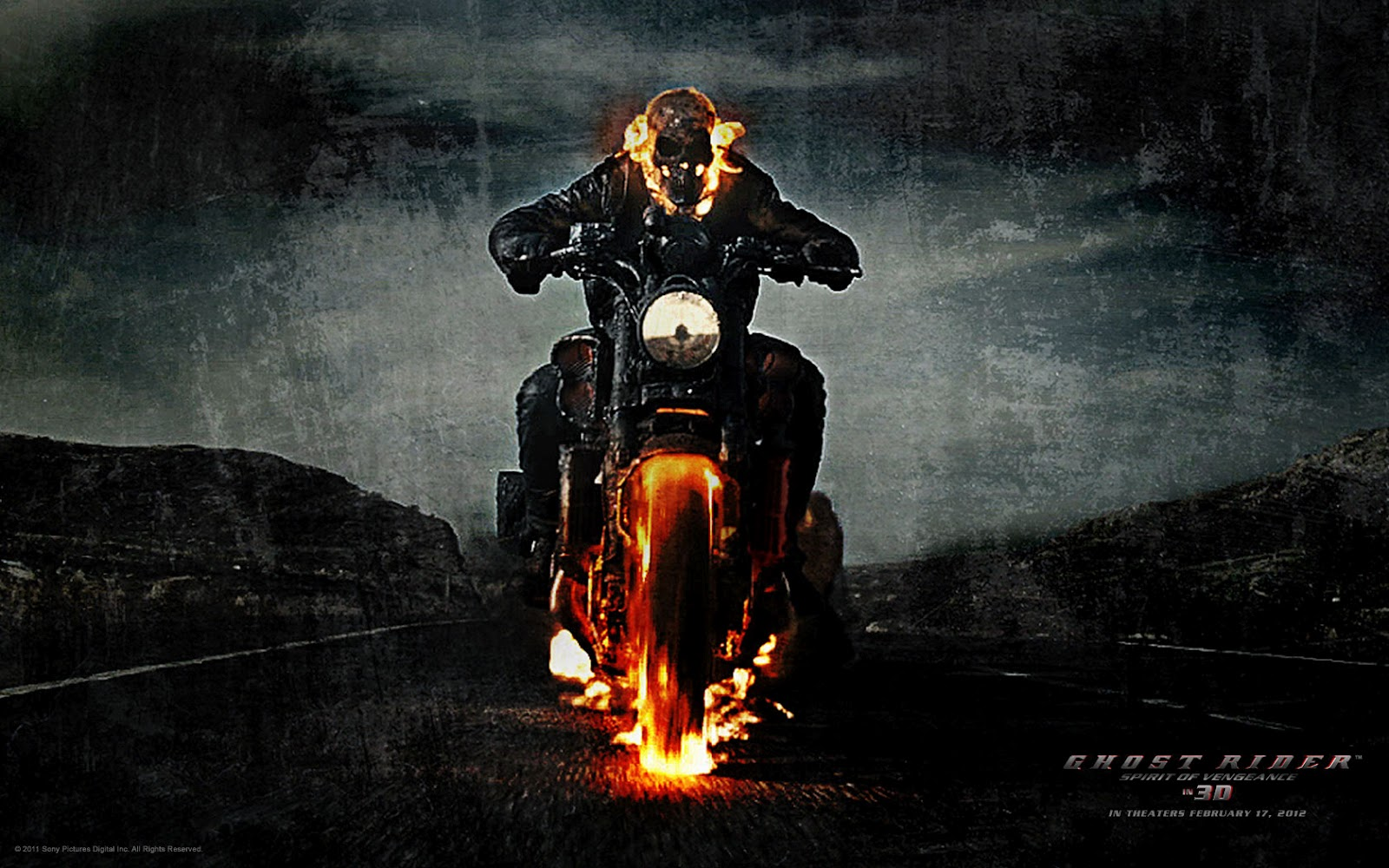 movies literature and thoughts ghost rider spirit of vengeance. Black Bedroom Furniture Sets. Home Design Ideas