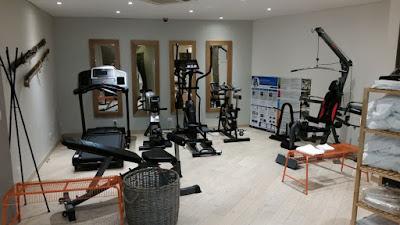 salle de sport hotel fitness Paris