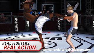 Game Android Terbaik EA sports UFC