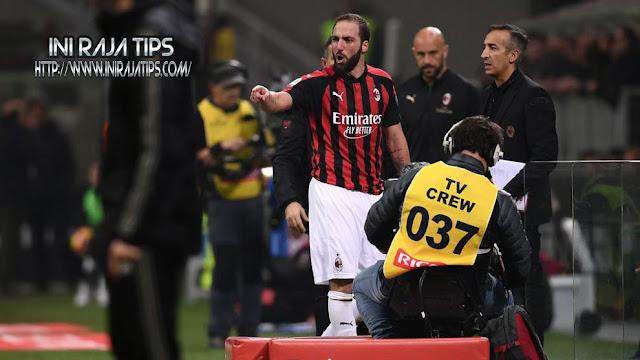 Higuain Dipastikan Tidak Akan Main Di Dua Laga AC Milan