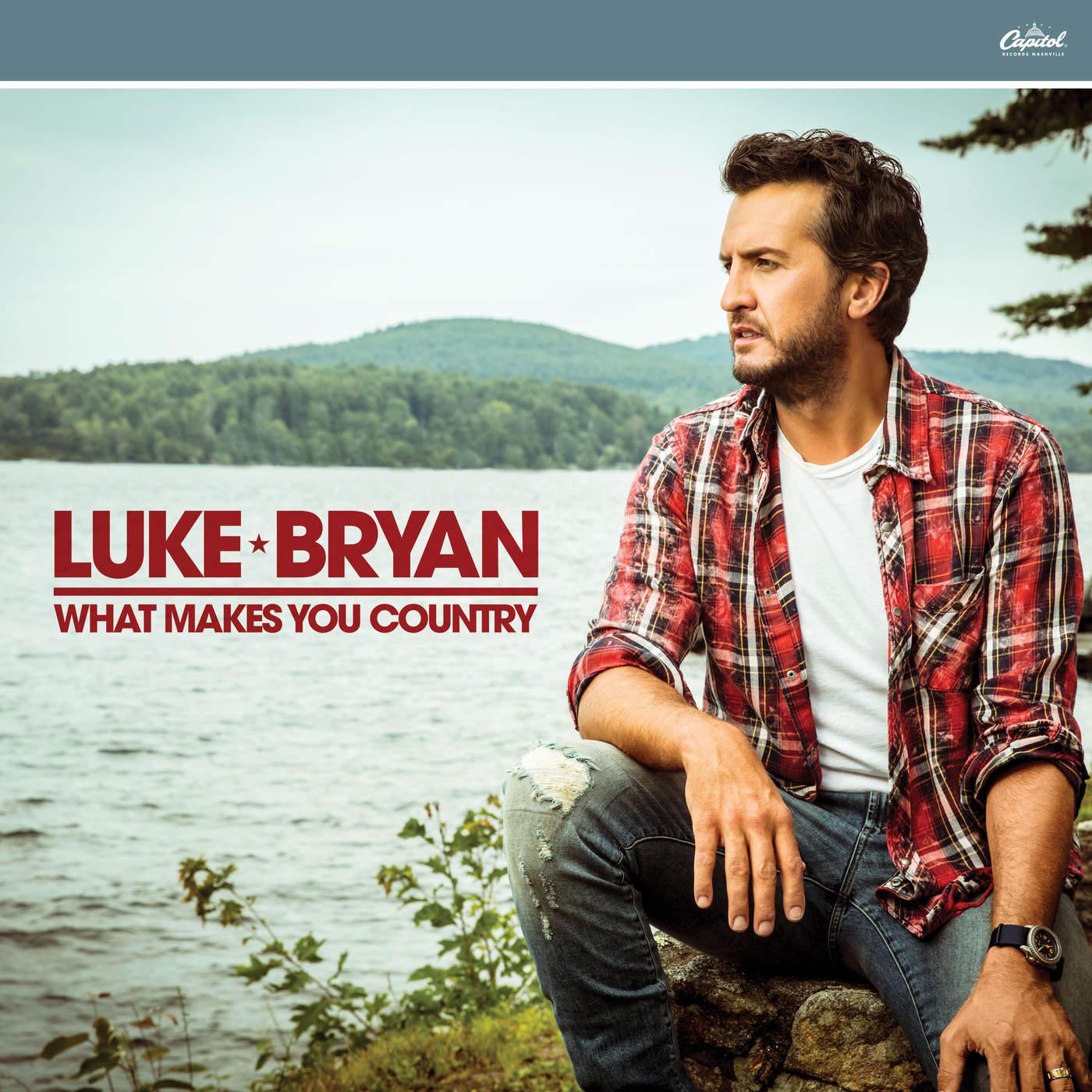 Luke Bryan - What Makes You Country - Single