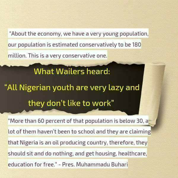 Are Nigerian youths really lazy