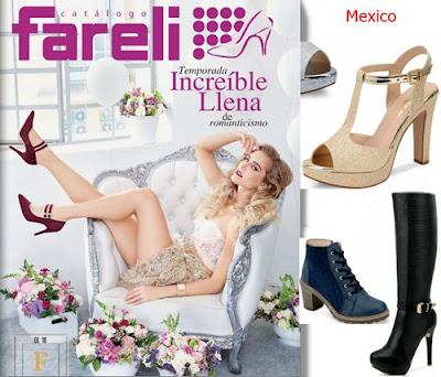 Zapatos Fareli Otoño Invierno