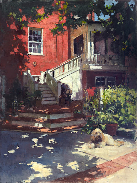 Try & Try Again: Plein Air Richmond