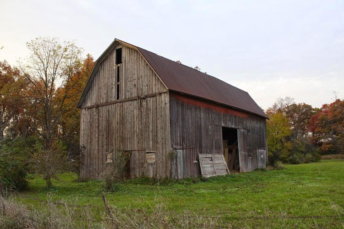 Michigan Exposures I Am A Barn