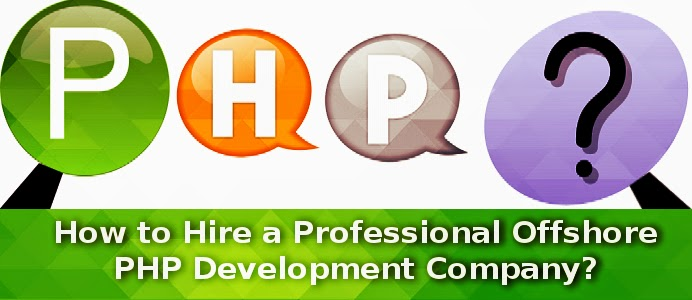 Hire Offshore PHP Development Company