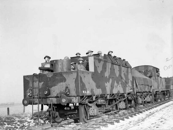 4 February 1941 worldwartwo.filminspector.com armoured train 1 Polish Corps