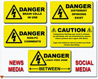 Warning signs for modern times 2015 Lif Strand