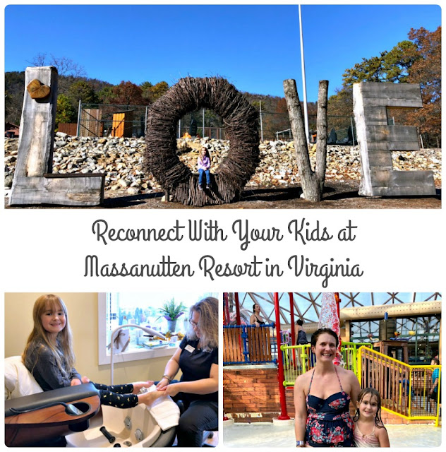 Relax, have a little fun together, & reconnect with your family with a stay at Massanutten Resort in Virginia.