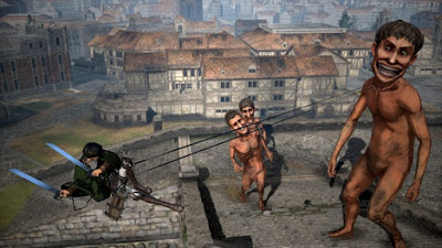 Download Game Attack on Titan: Wings of Freedom Untuk PC