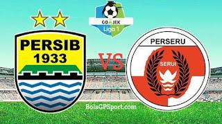 Prediksi Persib Bandung vs Perseru Serui - Liga 1 Jumat 23 November 2018