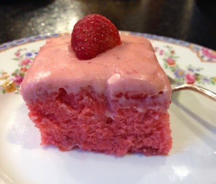 max lucado strawberry cake