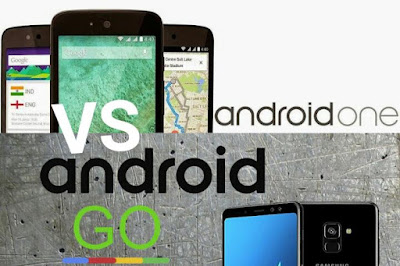 Difference between Android One and Android Go