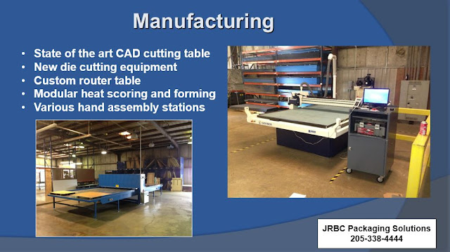 CAD. Die cutter. Roller press. JRBC. Manufacturning.