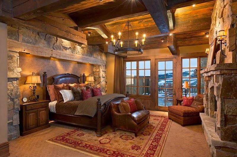 Fotos de dormitorios r sticos ideas para decorar dormitorios - Decorar habitacion rustica ...