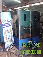 mesin pengering terasi, mesin oven terasi, oven pengering terasi
