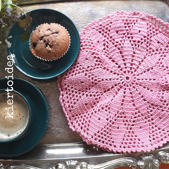 doilies dishcloth
