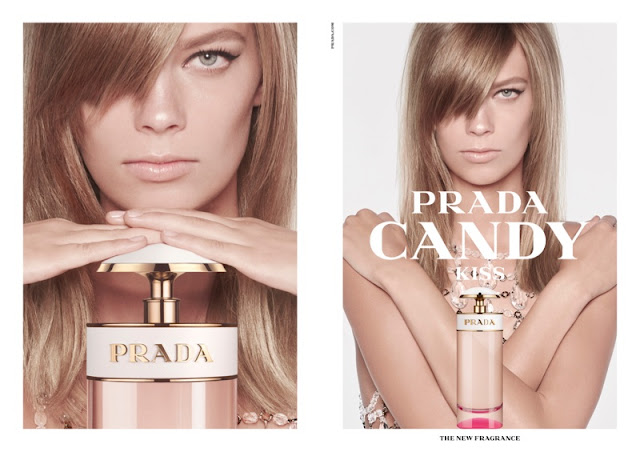 Prada Candy Kiss Campaign featuring Lexi Boling