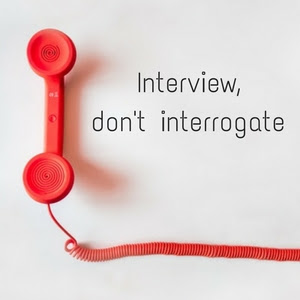 Media interview | Telephone interview | Content strategy