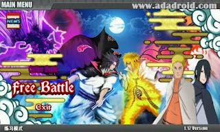 Naruto Senki Mod by ID DROID[1] Apk