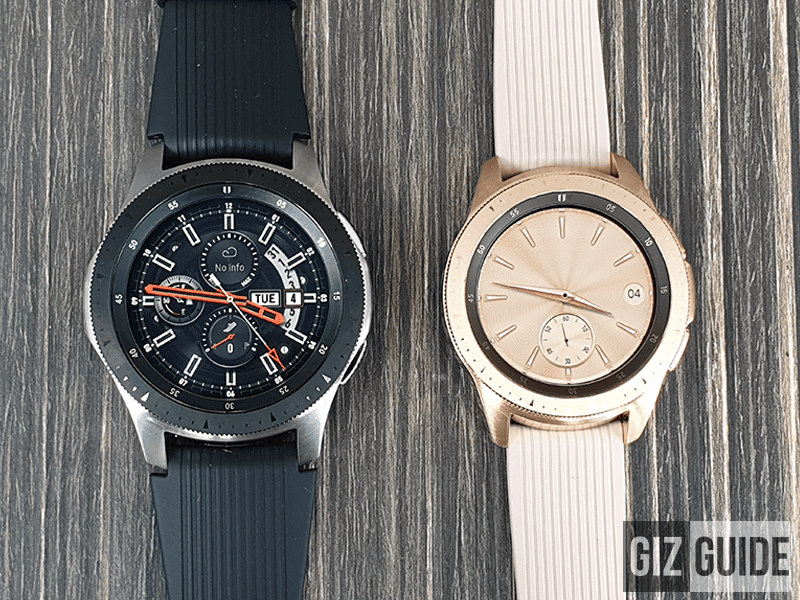 Samsung Galaxy Watch will be available in PH starting September 14