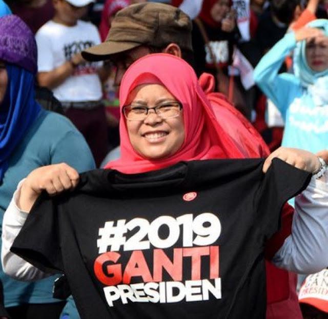 Dilarang di Bandung, Gerakan #2019GantiPresiden Diminta Tak Gentar